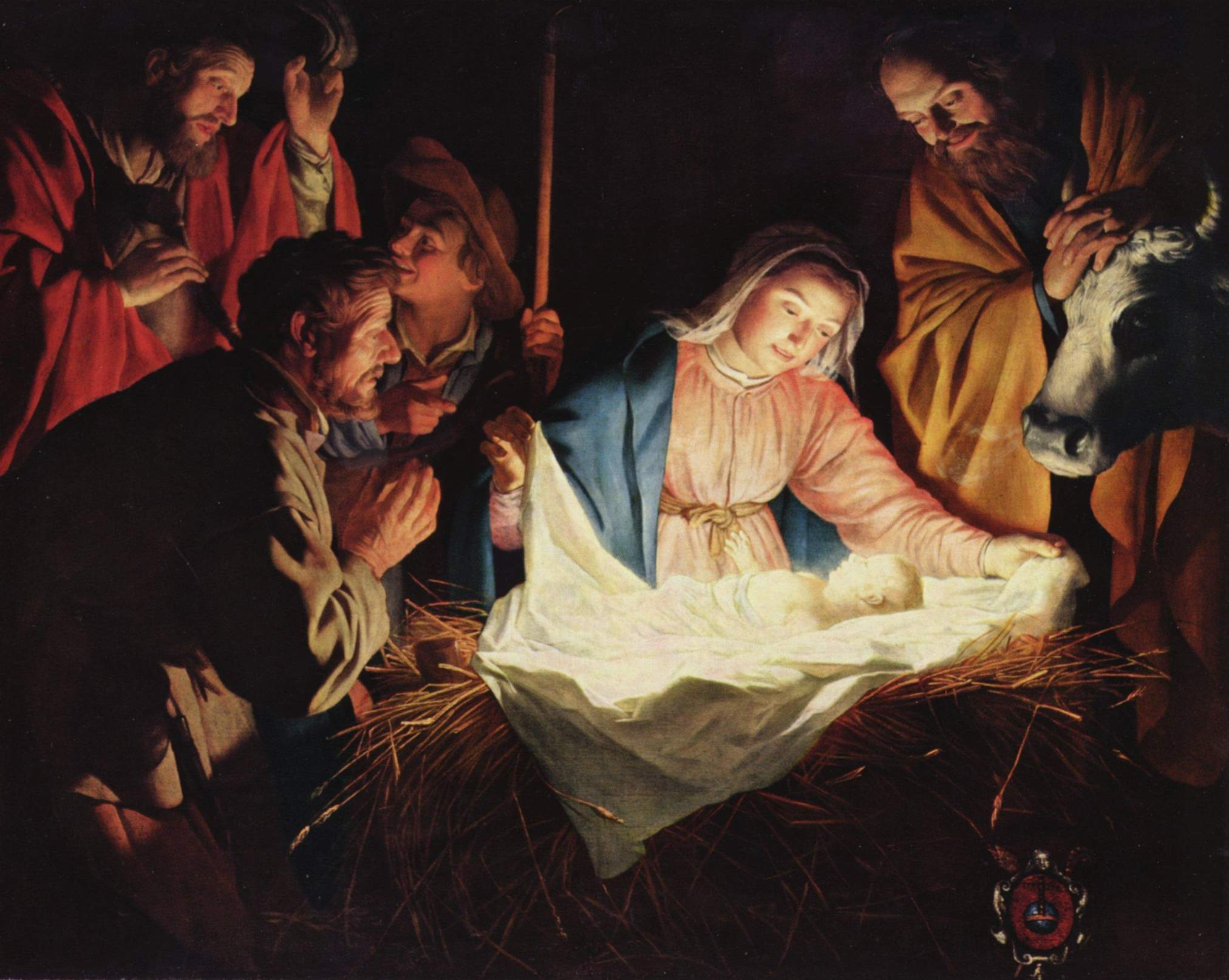 Honthorst-Nativity